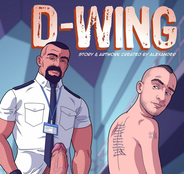 DIGITAL COMIC: There's No Place Like D-Wing