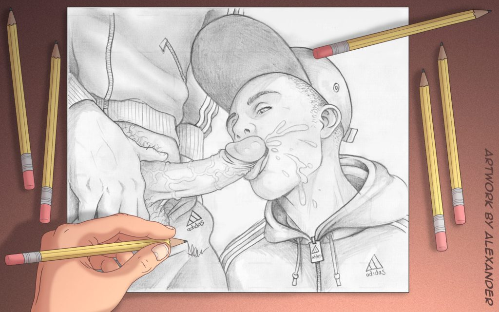 Sketching Scally Fun
